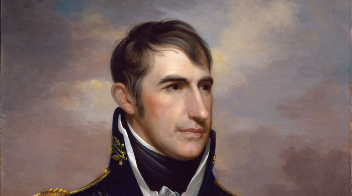 William Henry Harrison