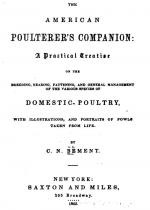 American Poulterers Companion