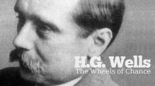 H. G. Wells Delivers a Speech