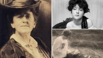 Women Photographers, Gertrude Kasebier, YesterdayTimes.com