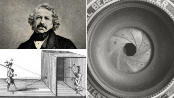 The Daguerreotype: Periscopic Lens