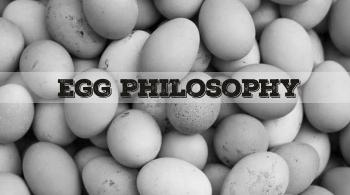 PHILOSOPHY IN AN EGGSHELL