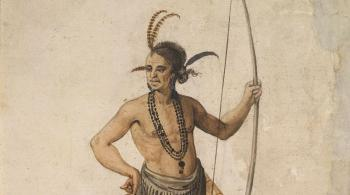 Opechanchanough, Character of an Indian Chief