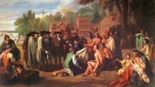 On the Character of the Delaware Indians