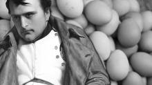 Napoleon Bonaparte at Breakfast
