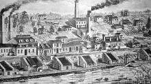 Dupont's Powder Mill Explodes