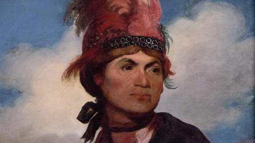 Mowak Chief, Ahyonwaeghs, John Brant, YesterdayTimes.com