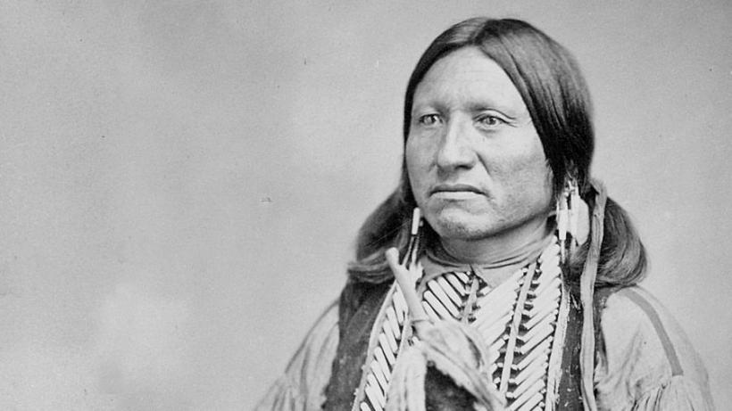 Kicking Bird, Kiowa, YesterdayTimes.com